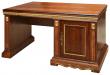 Стол «Милана 3П» П396.06, Цвет: Черешня с золочением