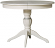 Стол «Валенсия 11» П358.07, Цвет: Античная темпера с серебром