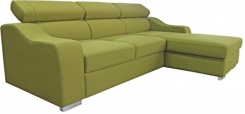 Угловой диван Сафари:  вар.2mL.6mR_345_22gr.