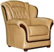 Кресло «Бакарди» (12), Материал: натуральная кожа, Группа ткани: 120 группа