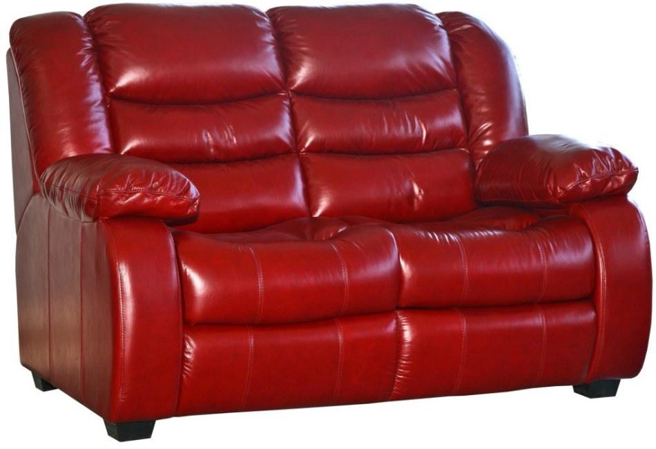 2-х местный диван «Манчестер 1» 2М: натуральная кожа 150 группа
