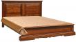 Кровать двойная «Милана» низкое изножье, Цвет: Черешня, Спальное место: 2000x1600 мм, Размер: 2187x1772x1035 мм (krovat_dvoinaya_milana_16-1_p294_05-1m_chereshnya.jpg)