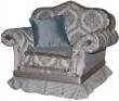 Кресло «Белла 2» (12), Материал: ткань, Группа ткани: 36 группа (bella_2_31534-31534