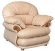 Кресло «Орлеан» (12), Материал: натуральная кожа, Группа ткани: 140 группа