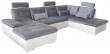 диван Джорджия, вар.8mL.20m.5АR: ткани 31052+584_19 группа