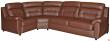 Угловой диван «Родео» вар 3mR.90.1L:_натуральная кожа_3347_120 группа
