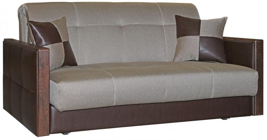 2-х местный диван «Джексон» с ящиком для белья (2м), Материал: ткань, Группа ткани: 18 группа