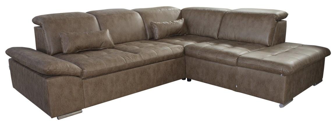 Угловой диван «Вестерн» вар 2mL.5AR: ткань_502_22 группа