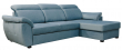 Угловой диван «Атлас» вар. 2mL.8mR: ткань 583_20 группа