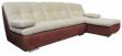 Угловой диван «Малибу» состав модулей 30m+8m+03+03: ткани_820+581_19 группа