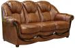 3-х местный диван «Дельта» 3м натуральная кожа 2005_120 группа