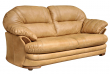 3-х местный диван «Йорк» 3м натуральная кожа 120 группа