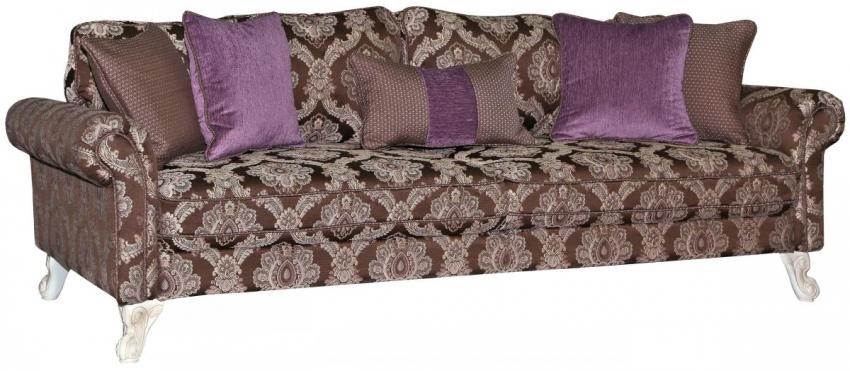 3-х местный диван «Николь» 3M:   ткани 30215-30215(0)-30033_25 группа