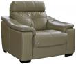 Кресло «Барселона» (12), Материал: натуральная кожа, Группа ткани: 120 группа