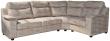 Угловой диван «Люксор» вар. 3ml.90.1R: ткань 497+kant885_20 группа.