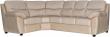 Угловой диван «Плаза» вар. 3mR.90.1L:кожа натур+искуств, 1065-4065_115 группа