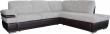 Угловой диван «Арена» вар. 3mL.5АR, ткани: 31207+96_19 группа