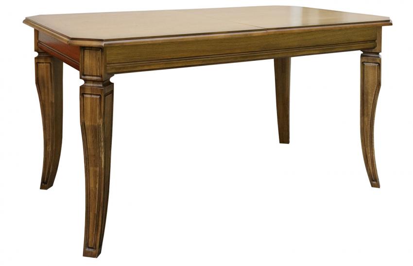 Стол обеденный «Кинг 5Р» П193.10, Цвет: Дуб рустикаль с патинированием