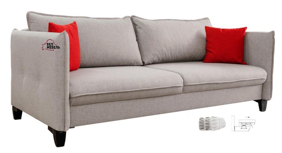 3-х местный диван «Осирис 1» 3м: наполнитель независимые пружины