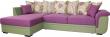 Угловой диван «Мальта 1» вар. 3mR.6mL:  ткани:_50+137+949+949(0)+137_20 группа