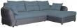 Угловой диван «Лоренцо» вар. 3mL.6mR: ткани: 30275+573_20 группа