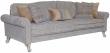 3-х местный диван «Николь» 3M:   ткани  30060-820-30042_25 группа
