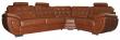 Угловой диван «Редфорд»вар. 3mL.90.1R: натуральная кожа_2005_120 группа