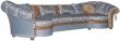 Угловой диван «Мадлен» вар. 4L.30m.4R: ткани 284-284 22 группа