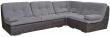 Угловой диван «Малибу» состав модулей 03+30m+90+10+03: ткани722+493_ 20 группа