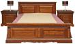 Кровать двойная «Милана» высокое изножье, Цвет: Черешня, Спальное место: 2000x1600 мм, Размер: 2187x1772x1035 мм (krovat_dvoinaya_milana_16_p294_05m_chereshnya_3.jpg)
