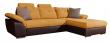 Угловой диван «Аризона» вар. 2mL.8mR:  ткани 87+141+695_19 группа