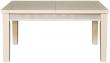 Стол «Тунис 1Р» П352.02, Цвет: Слоновая кость с серебром