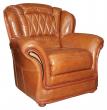 Кресло «Бакарди» (12), Материал: натуральная кожа, Группа ткани: 150 группа