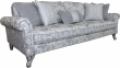 3-х местный диван «Николь» 3M:   ткани  31236-30111-31237_25 группа