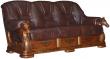 3-х местный диван «Фаворит» (3м), Материал: натуральная кожа, Группа ткани: 120 группа
