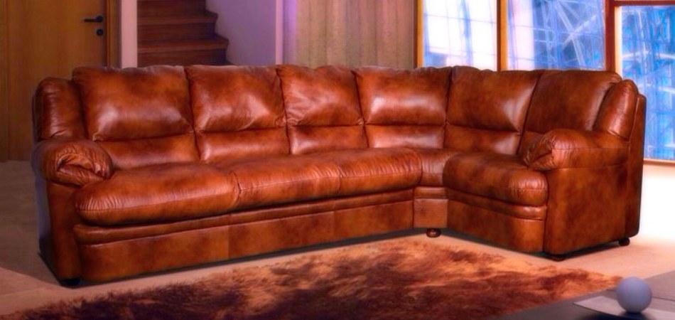 Угловой диван диван Стиль, вар  ММ-177-06 3Р-1