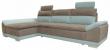 Угловой диван «Твистер» вар. 3mR.6mL: ткани_744+745_19 группа
