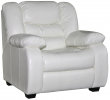 Кресло «Манчестер 1» (12), Материал: натуральная кожа, Группа ткани: 120 группа