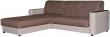 Угловой диван «Мирида» вар. 2mR.6mL: ткани: 19 группа