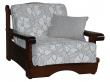 Кресло-кровать «Питер» (1м), Материал: ткань, Группа ткани: 21 группа (piter_1m_756-764