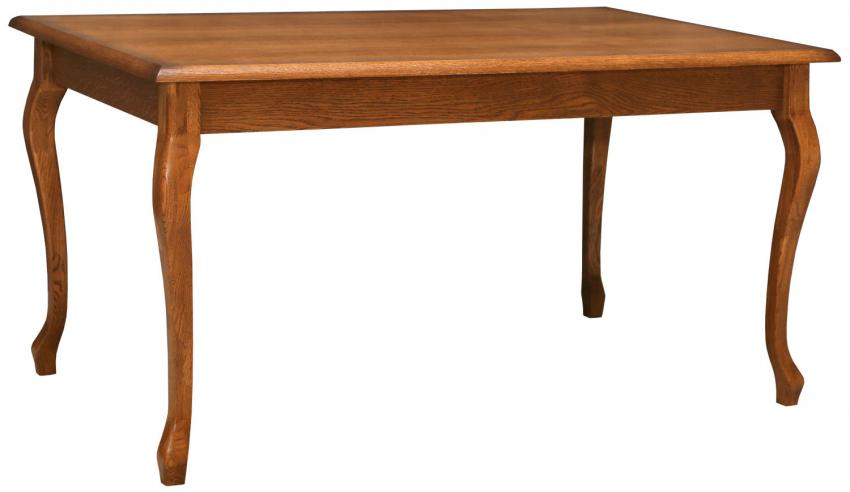 Стол обеденный «271/15К» П495.15К, Цвет: Дуб рустикаль с патинированием, Размер: 1500x900 мм