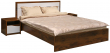 Кровать двойная «Монако» П528.05, Цвет: Дуб Саттер+Белый глянец (krovat_monako_p528_055af007cc7f06c.jpg)