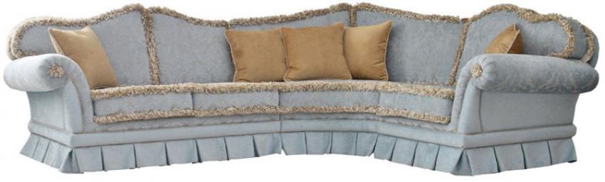 Угловой диван «Белла 1» (2L/R901R/L), Материал: ткань, Группа ткани: 34 группа