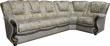 Угловой диван «Изабель 2» вар. 3mL.90.1R: ткани 31230_25 группа