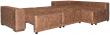 Угловой диван «J-1 (Джи-1)» (03+10М+10М+90+10М), Материал: ткань, Группа ткани: 22 группа