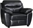 Кресло «Плаза» (12), Материал: натуральная кожа, Группа ткани: 120 группа