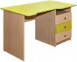Стол «Бонни» П027.12, Материал: ДСП ламинированная, Цвет: Лайм