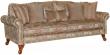 3-х местный диван «Николь» 3M:   ткани  30020-30032-30020(0)_24 группа