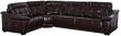 Угловой диван «Мирано» вар. 3mR.90.1L: натуральная кожа, 2324_140 группа