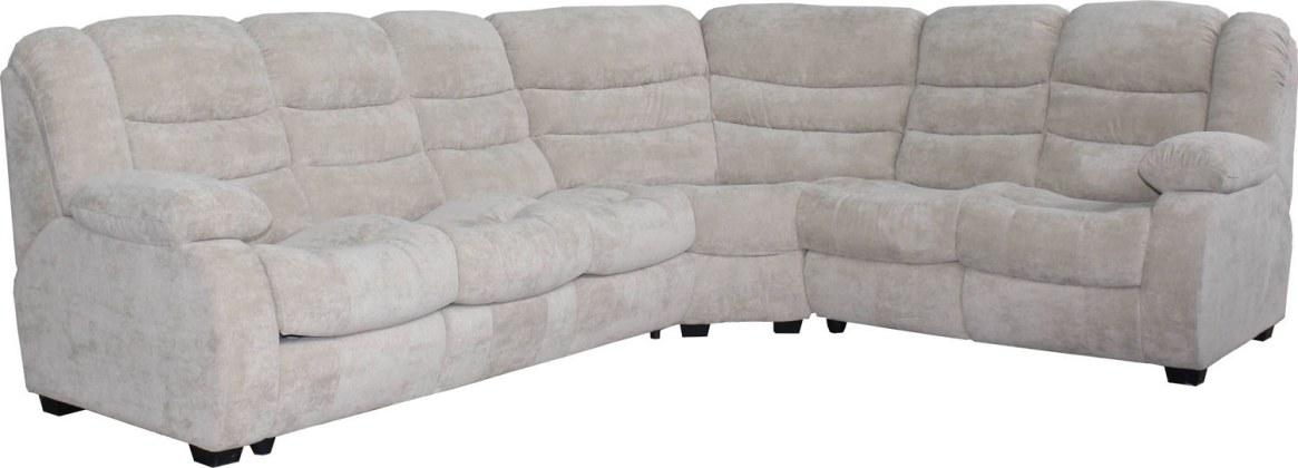 Угловой диван «Манчестер 1» вар 3mL.90.2R: ткань 82_19 группа._